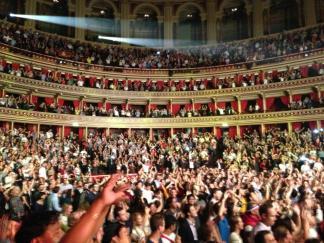 Albert Hall.