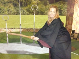 Harry Potter Studios.