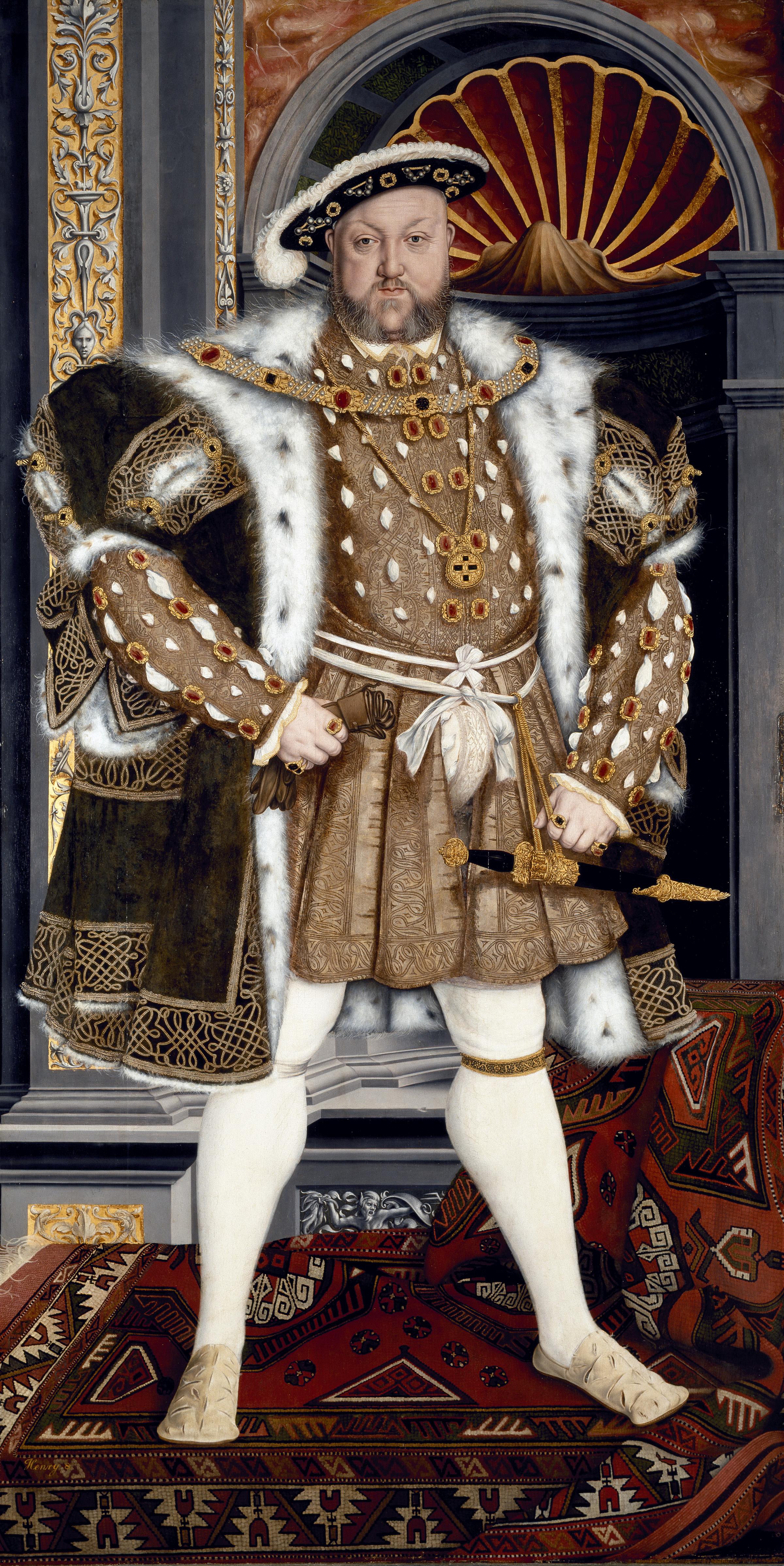 Henry VIII NT Petworth