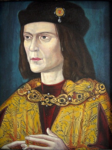 Richard III Portrait 2 Copyright Leicester Cathedral Chapter